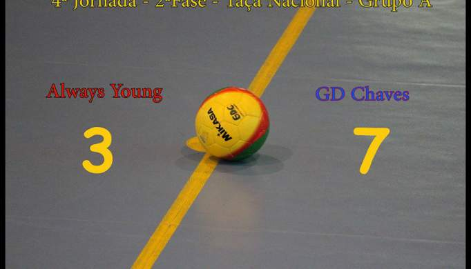 Always Young 3 - 7 GD Chaves