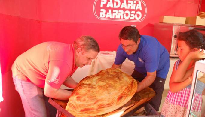 Concurso do Pastel XXL no Sabores de Chaves