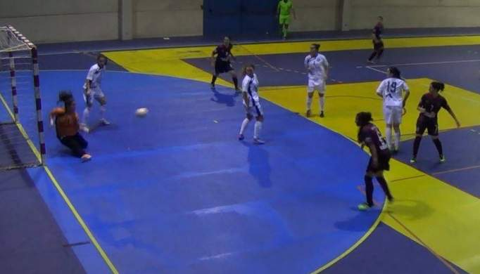 Futsal Feminino: Flavienses perdem no terreno do Restauradores Avintenses