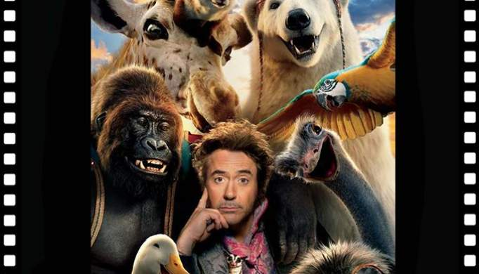 «As Aventuras do Dr. Dolittle» no cinema a 7 de fevereiro