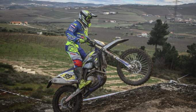 CHAVES: Rui Gonçalves vence etapa do nacional de enduro