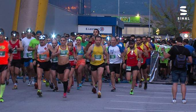 "DESPORTO: ""Aquae Flaviae Night Running"" adiada para 2021"