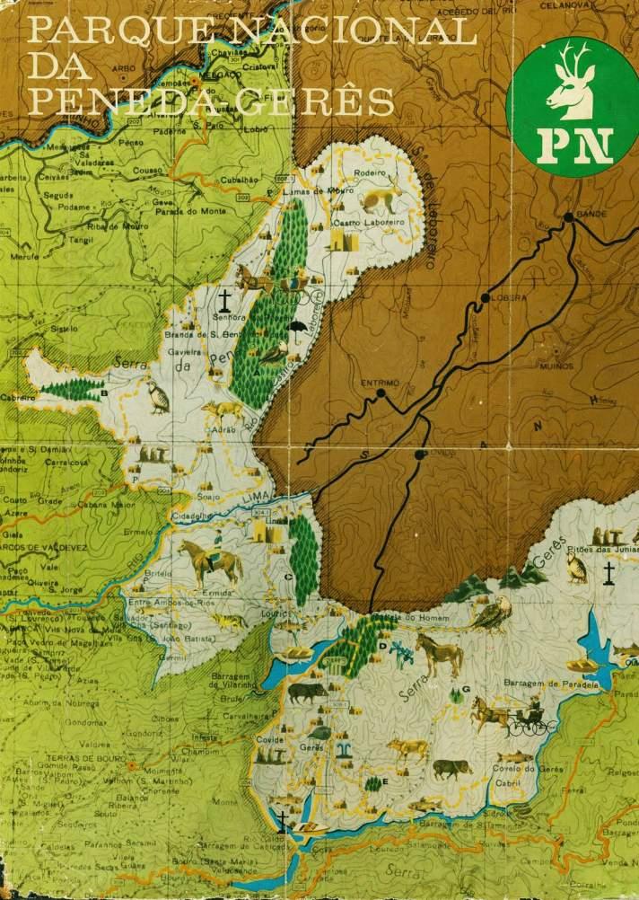 Futuro Do Parque Nacional Da Peneda Geres Discutido Em Montalegre